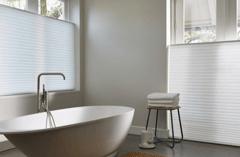 Cortinas Duette de Luxaflex, modula la luz y la temperatura de tu casa según la estación del año