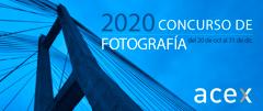 Concurso de fotografía ACEX 2020: Conservación y mantenimiento de infraestructuras